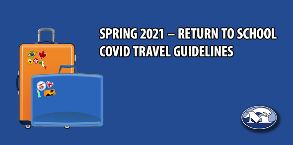 Return to School Covid Travel Guidlines