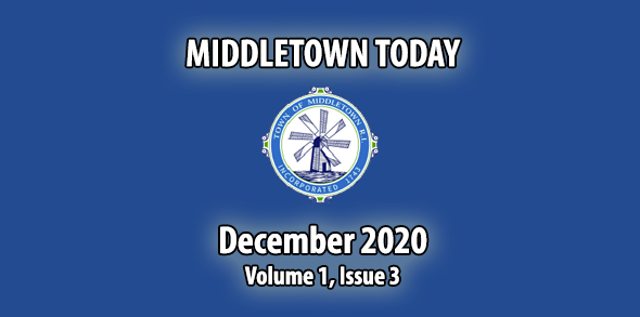 Middletown Today December 2020 Volume 1, Issue 3