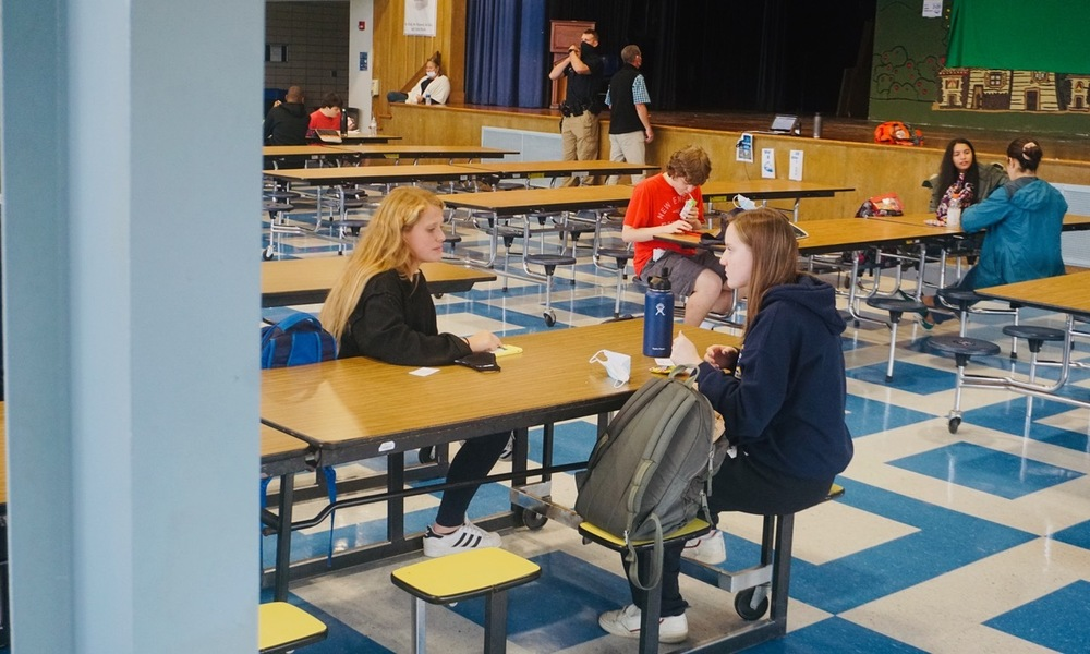 EXTRACURRICULAR CLUBS RETURN TO MIDDLETOWN HIGH