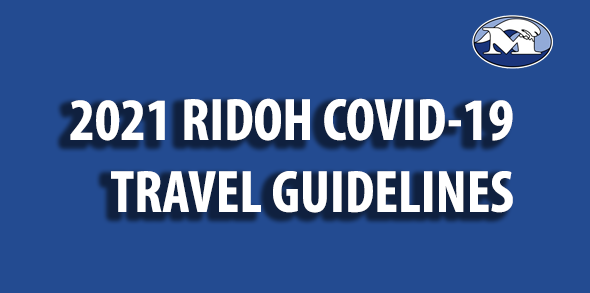 2021 RIDOH Travel Guidelines