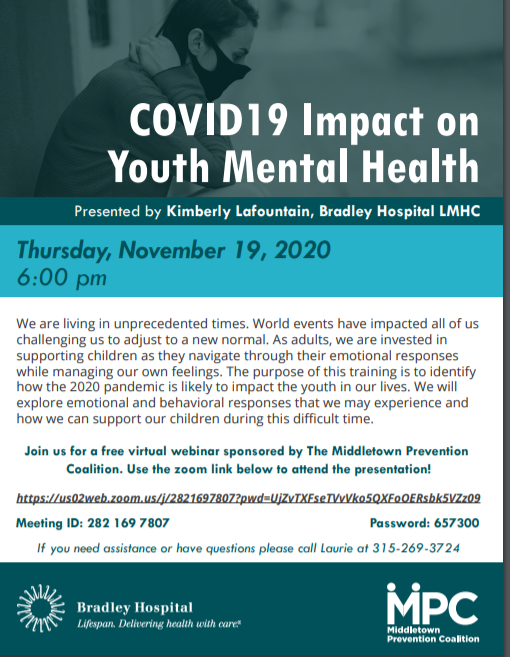 COVID Youth Mental Health